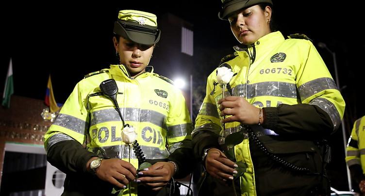 Deuil national de trois jours après l'attentat meurtrier à Bogota