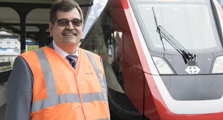 Bombardier défend son nouveau train à deux étages « FV-Dosto »