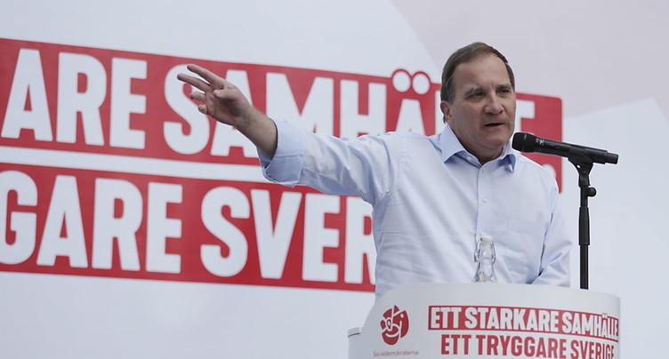 Le social-démocrate Löfven reconduit au poste de premier ministre en Suède