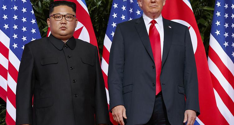 Le prochain sommet entre Trump et Kim Jong Un aura lieu fin février