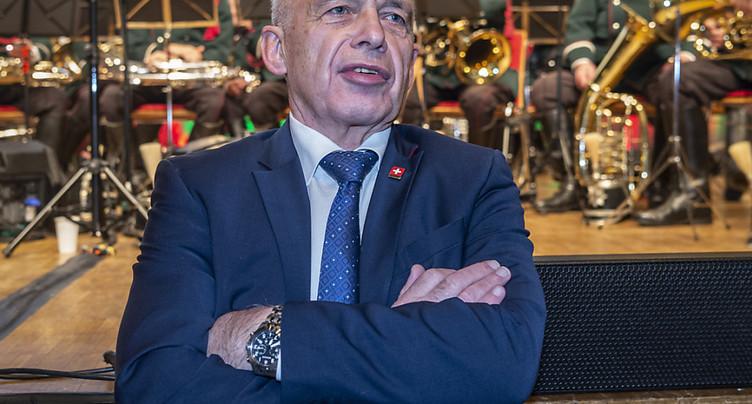 L'UDC zurichoise lance l'année électorale sur le thème de l'Europe