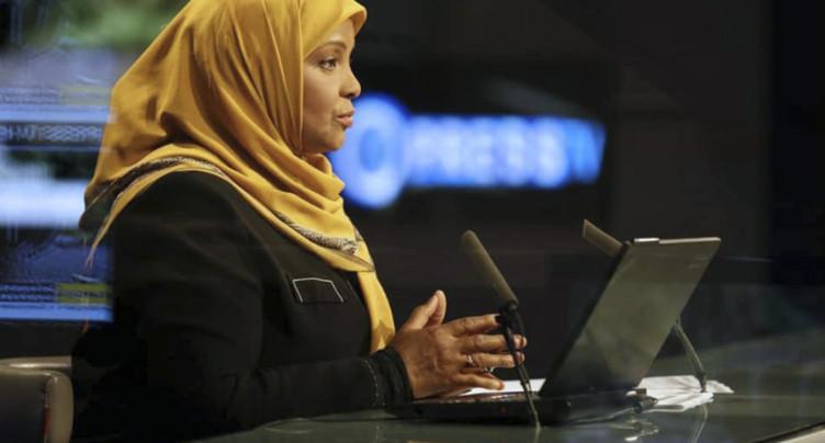 Une journaliste d'un média iranien détenue comme « témoin »