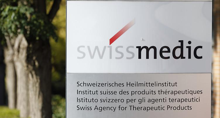 Forte peine pécuniaire pour l'importation de médicaments