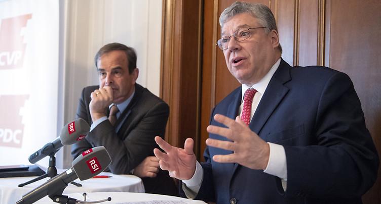 Le PDC veut des précisions sur le projet d'accord-cadre