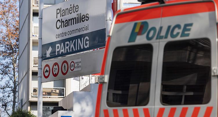 Genève: un jeune tué à l'arme blanche dans un parking