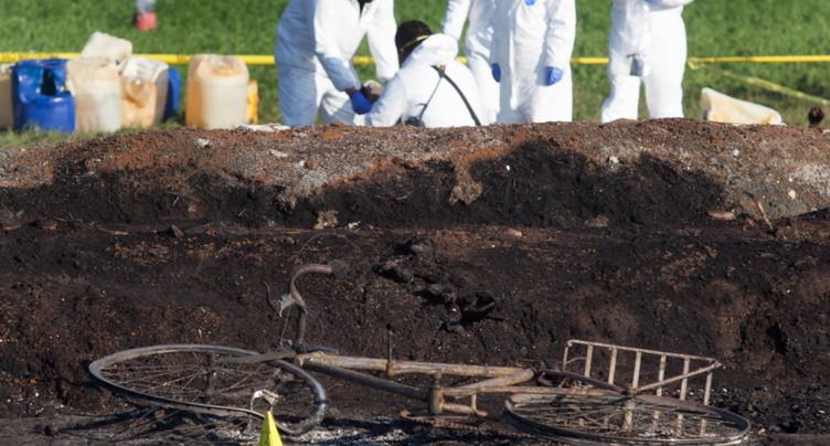 Explosion d'un oléoduc au Mexique: le bilan grimpe à 73 morts