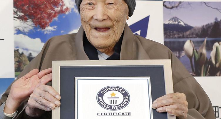 Décès à 113 ans de « l'homme le plus âgé du monde » au Japon