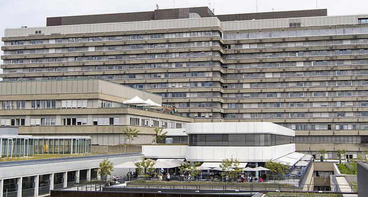 Un décès par intoxication au CHUV à Lausanne