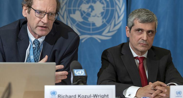 L'ONU prédit une croissance suisse de 2% et mondiale de 3% en 2019