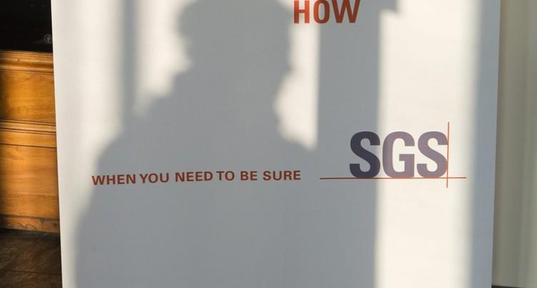 Croissance solide pour SGS en 2018