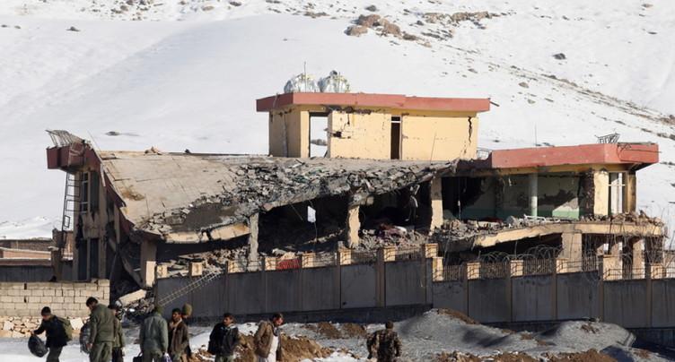 Au moins 65 morts dans une attaque talibane en Afghanistan