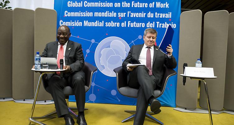 Appel à réguler l'uberisation du travail pour les 100 ans de l'OIT