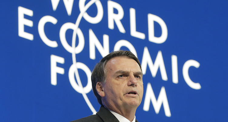 « La gauche ne s'imposera pas » en Amérique latine, assure Bolsonaro