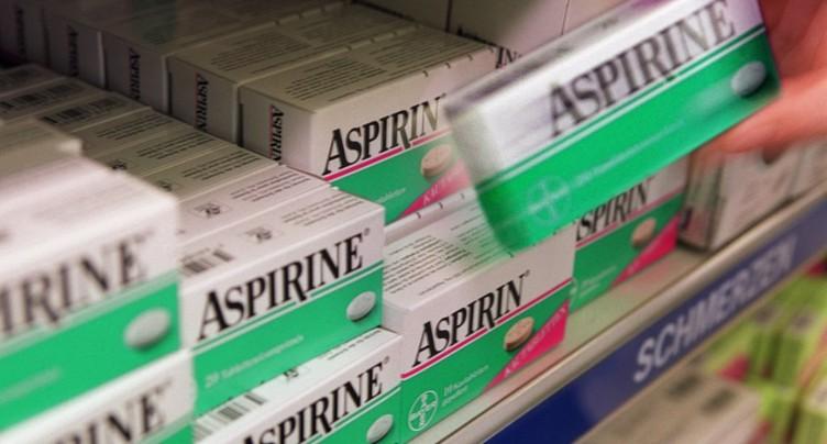 Prendre de l'aspirine tous les jours n'est pas sans risque