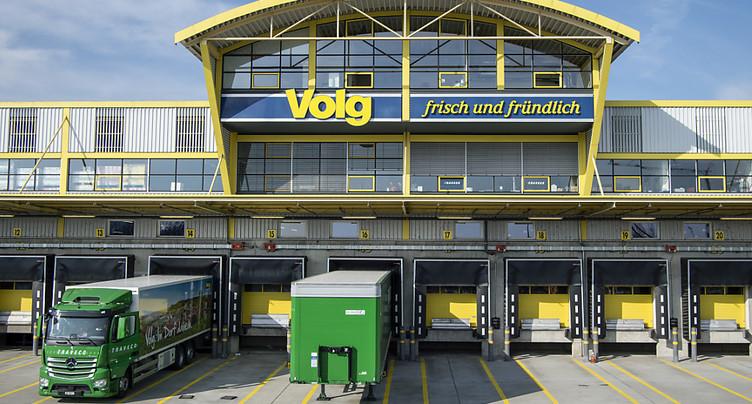 Volg a accru ses ventes l'an dernier