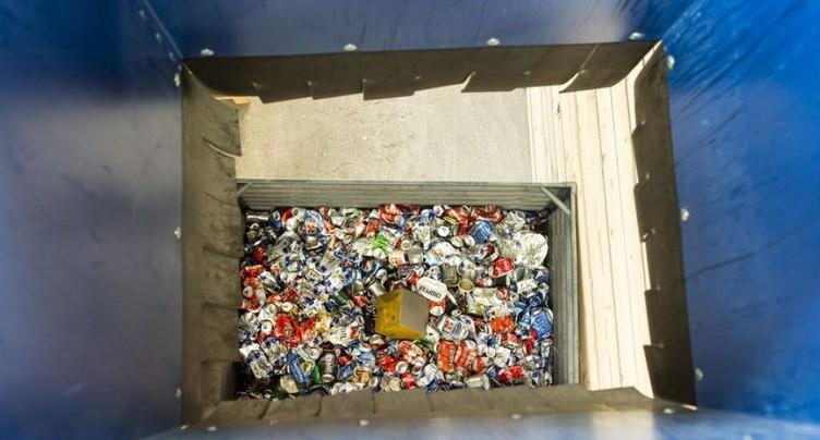 Chaque Suisse produit plus de 700 kilos de déchets par an