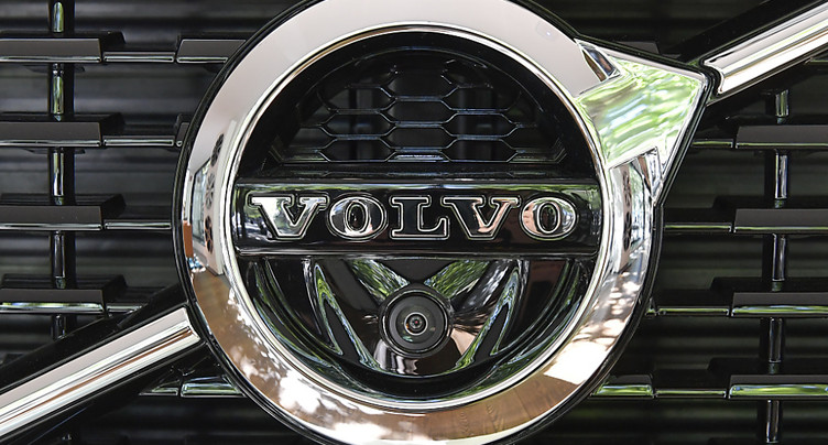 Volvo rappelle 219'000 voitures, aussi en Suisse