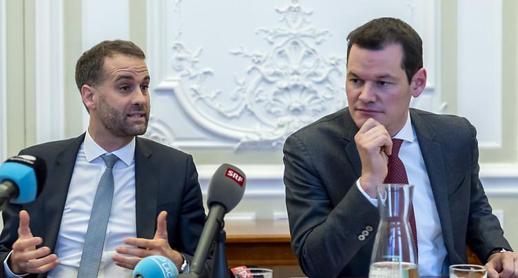 Genève: Maudet ne se chargera que de la promotion économique
