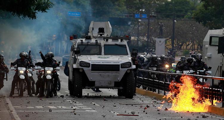 Le Brésil écarte toute intervention au Venezuela