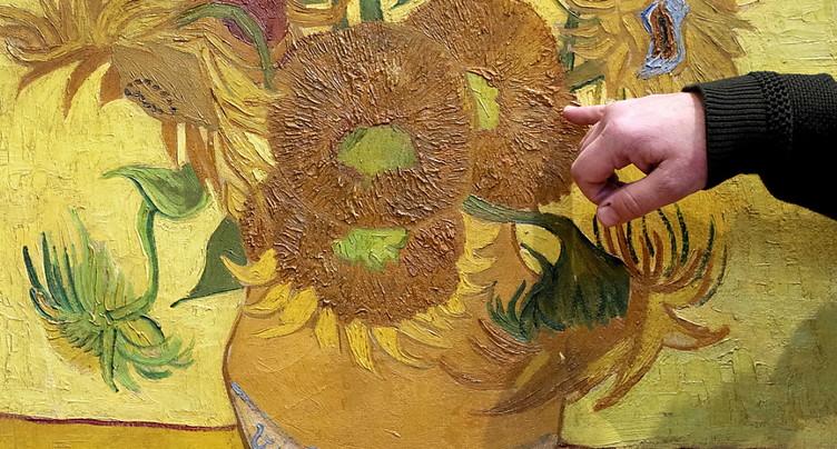 Les célèbres Tournesols de Van Gogh ne voyageront plus à l'étranger