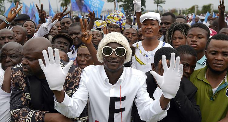 Tshisekedi a officiellement prêté serment comme nouveau président