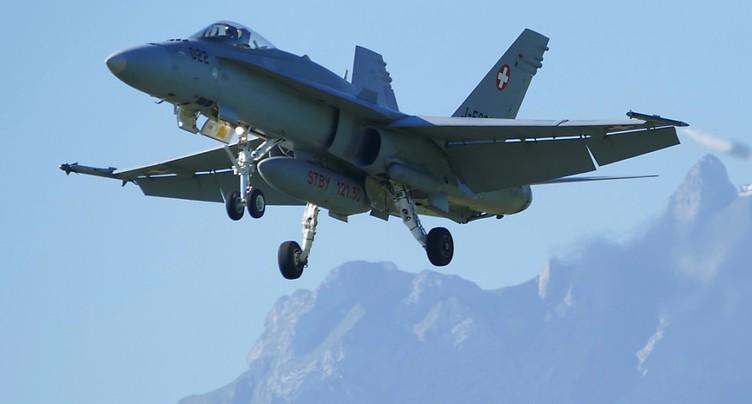 Viola Amherd ne veut pas trancher trop vite sur la défense aérienne