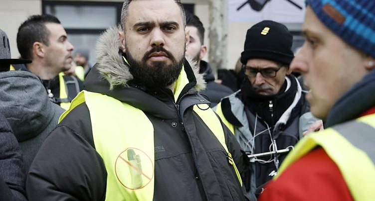 Prison avec sursis requis contre le « gilet jaune » Éric Drouet