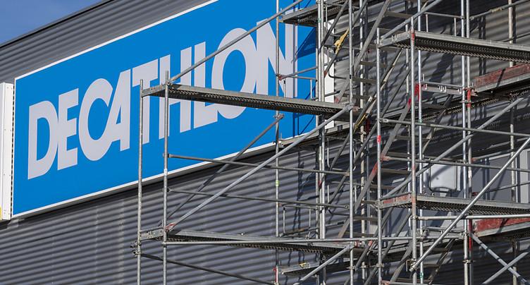 Decathlon Suisse va engager jusqu'à 600 personnes en 2019