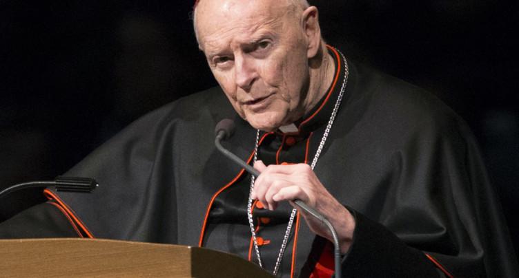 L'ex-cardinal McCarrick, accusé d'abus sexuels, défroqué