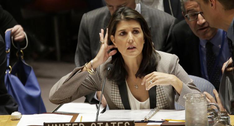 Heather Nauert se retire, le poste d'ambassadeur à l'ONU à pourvoir