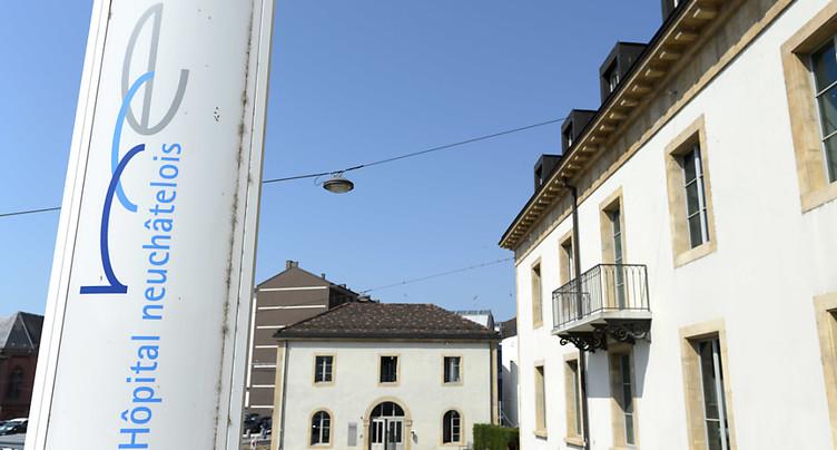 Neuchâtel: les députés peuvent désamorcer la bombe hospitalière