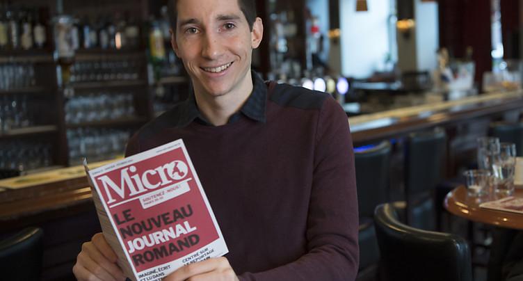 Le journal « Micro » franchit une première étape cruciale