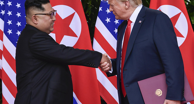 La Corée du Nord à « un tournant », disent ses médias avant le sommet