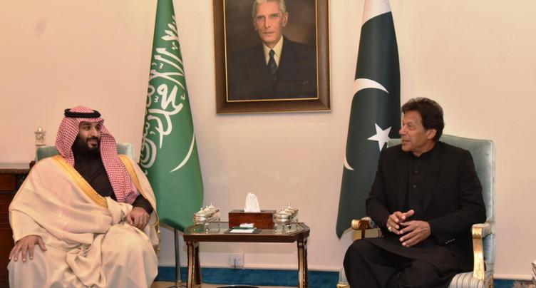 Pakistan: l'Arabie saoudite appelle à la désescalade avec l'Inde