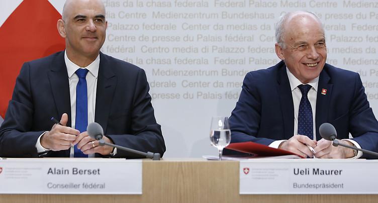 AVS et fiscalité: une solution équilibrée à deux problèmes urgents
