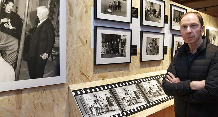 Chaplin's World accueille les photos d'Yves Debraine