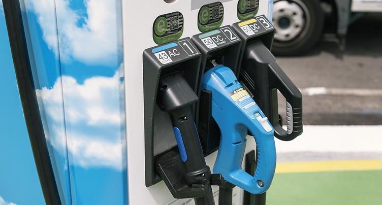 En Thurgovie, une prime de 4000 francs sur les voitures électriques