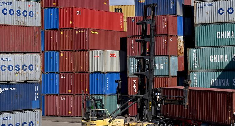 Les exportations suisses sont reparties à la hausse en janvier