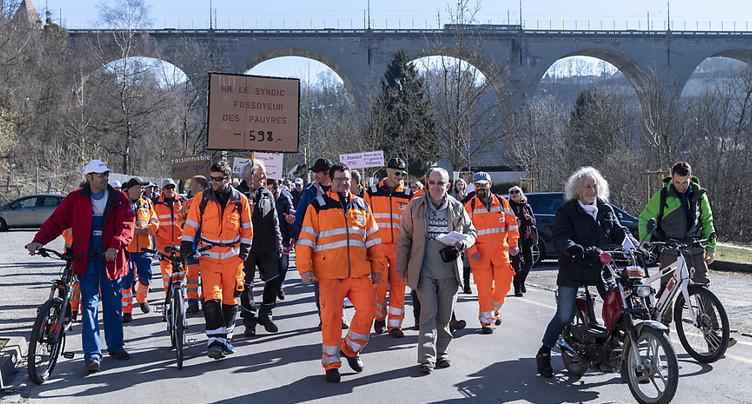 Le Conseil général de Fribourg approuve la réforme des pensions