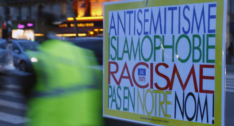 A l'appel des partis, la France mobilisée contre l'antisémitisme