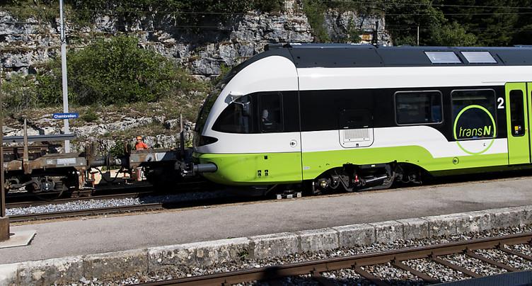 Une commission veut dépenser un milliard de plus pour le rail