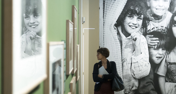 L'Elysée expose près de 140 oeuvres de Martine Franck