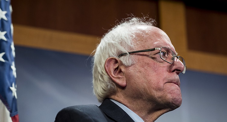 Bernie Sanders annonce sa candidature à la présidentielle de 2020