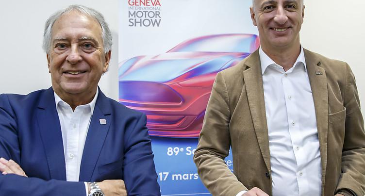 Le Salon de l'automobile de Genève prépare sa mue