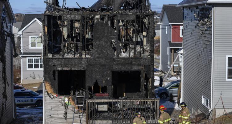 Sept enfants d'une même famille morts dans un incendie