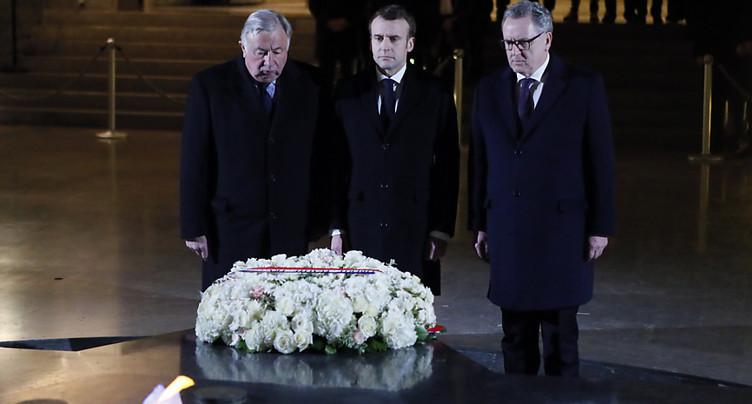 La France secouée par l'antisémitisme, Macron promet d'agir