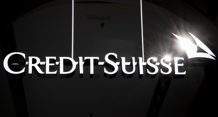 Credit Suisse augmente sa réserve de capital-risque pour les PME