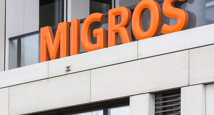 Migros: M-Industrie porté par ses activités internationales en 2018