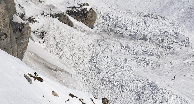 L'avalanche de Crans-Montana fait une victime