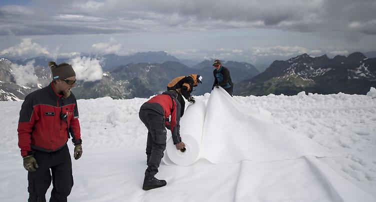 Les avalanches de glissement sont un phénomène nouveau
